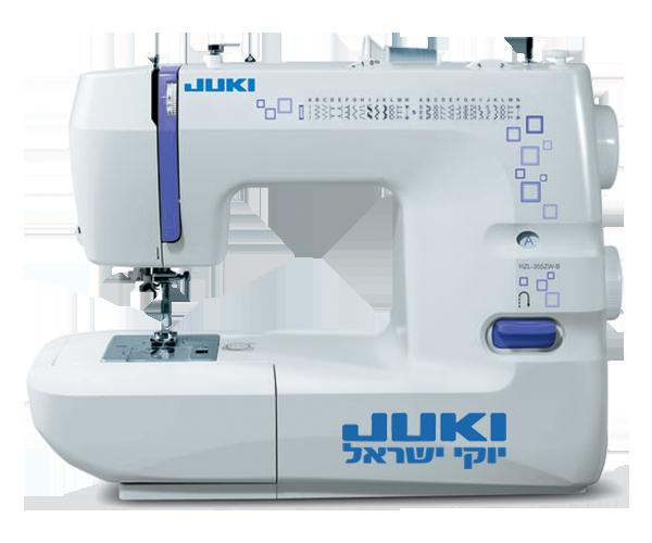 מכונת תפירה Juki HZL-355ZW-B